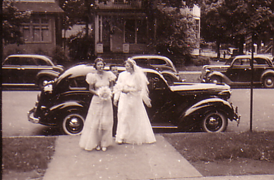 Rosemary's Wedding, 1940