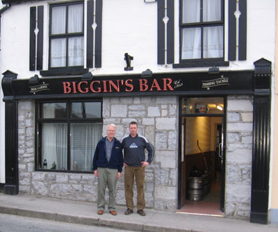 Biggins Bar in Ballinrobe