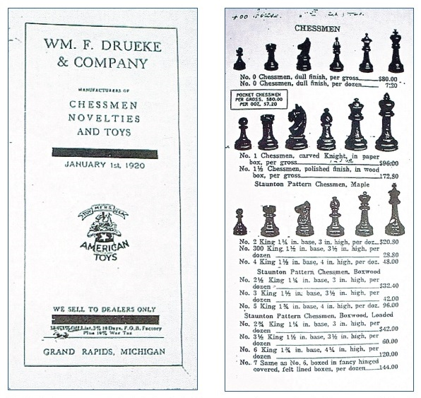 Drueke Chess Flyer